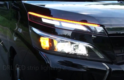 Daytime Running Light Strip LED