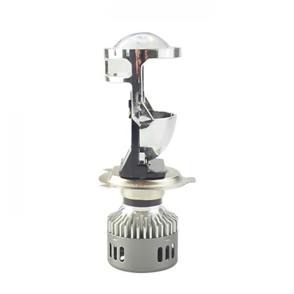 LED Headlamp with Projector Len
