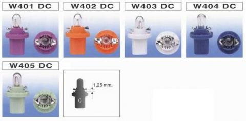 W401 DC ~ W405 DC